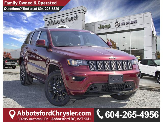 2018 Jeep Grand Cherokee Laredo (Stk: J292762) in Abbotsford - Image 1 of 27