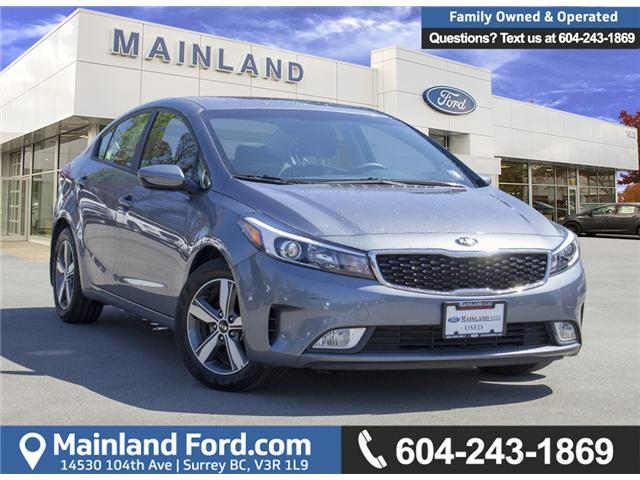 2018 Kia Forte LX+ (Stk: P3518) in Surrey - Image 1 of 29