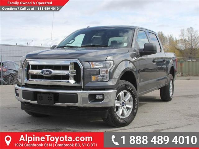 2017 Ford F-150 XLT (Stk: FA76859) in Cranbrook - Image 1 of 16