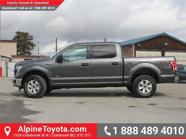 2017 Ford F-150 XLT (Stk: FA76859) in Cranbrook - Image 2 of 16