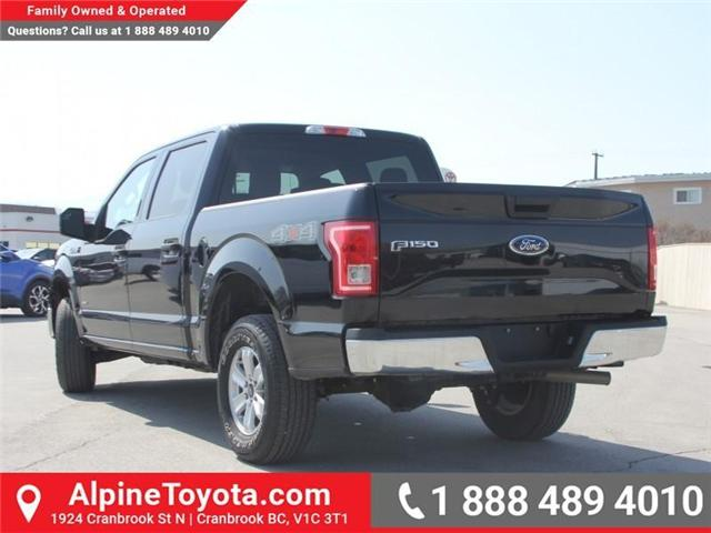 2017 Ford F-150 XLT (Stk: FB921130) in Cranbrook - Image 3 of 17