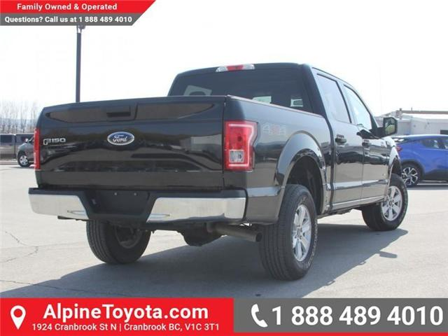2017 Ford F-150 XLT (Stk: FB921130) in Cranbrook - Image 5 of 17