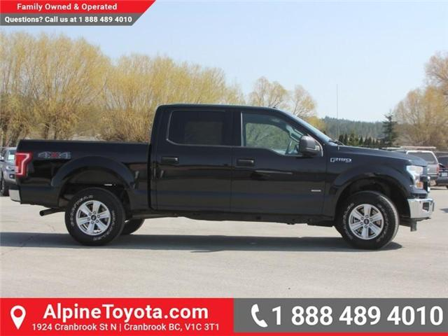 2017 Ford F-150 XLT (Stk: FB921130) in Cranbrook - Image 6 of 17