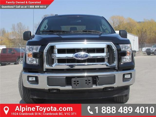 2017 Ford F-150 XLT (Stk: FB921130) in Cranbrook - Image 8 of 17