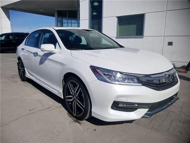 2017 Honda Accord Touring V6 (Stk: 2180784A) in Calgary - Image 1 of 30