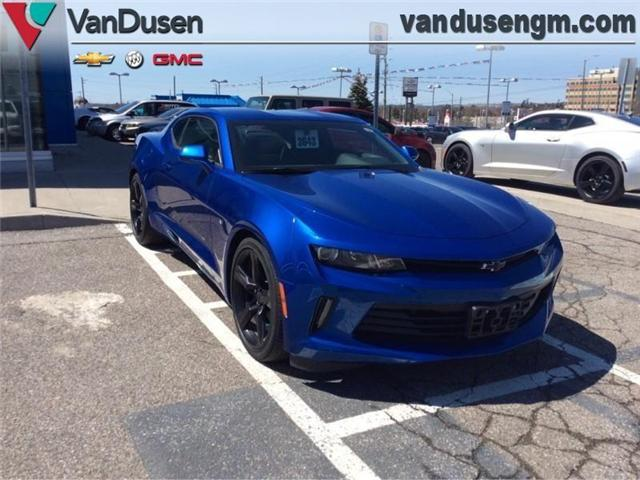 2018 Chevrolet Camaro 1LT (Stk: 183643) in Ajax - Image 1 of 18