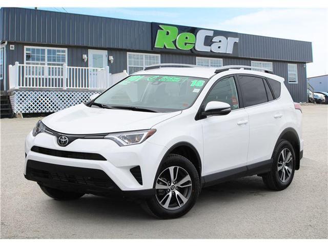 2018 Toyota RAV4  (Stk: 180310A) in Fredericton - Image 1 of 24