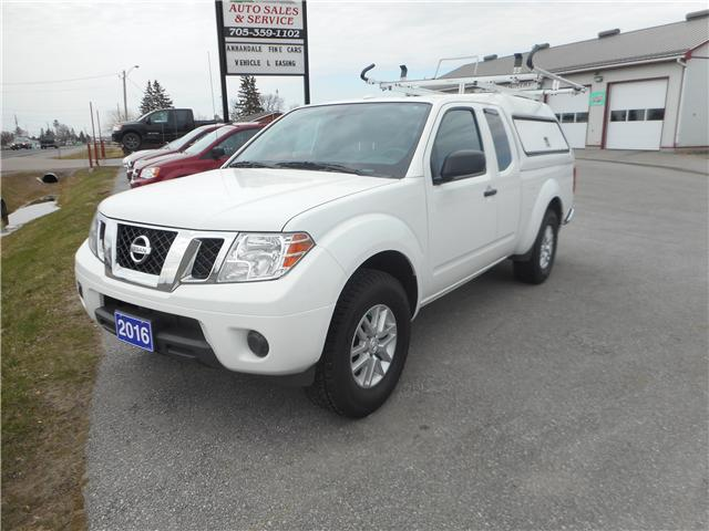 2016 Nissan Frontier SV (Stk: NC 3520) in Cameron - Image 1 of 9