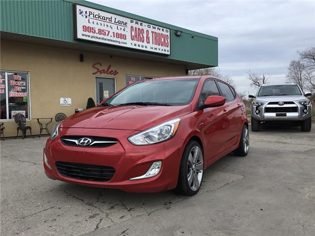 2017 Hyundai Accent LE (Stk: -) in Bolton - Image 1 of 22