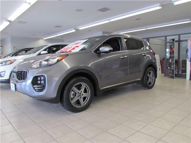 2017 Kia Sportage SX Turbo (Stk: GG188) in Bracebridge - Image 2 of 22