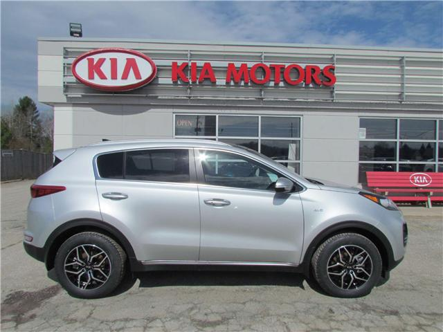 2017 Kia Sportage SX Turbo (Stk: GG185) in Bracebridge - Image 1 of 23