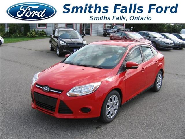 2014 Ford Focus SE (Stk: 17290AA) in Smiths Falls - Image 1 of 11