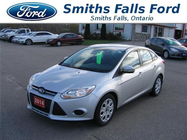 2014 Ford Focus SE (Stk: 14335A) in Smiths Falls - Image 1 of 11