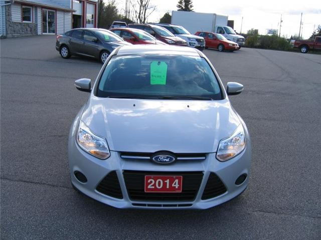 2014 Ford Focus SE (Stk: 14335A) in Smiths Falls - Image 2 of 11