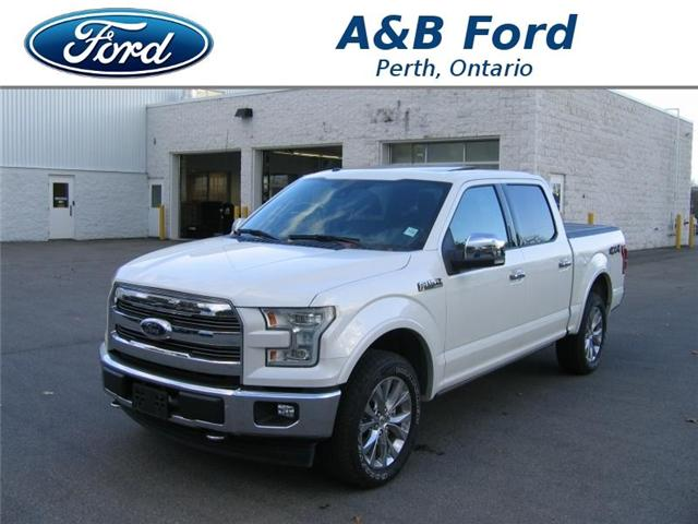 2017 Ford F-150 Lariat (Stk: 17636A) in Perth - Image 1 of 12