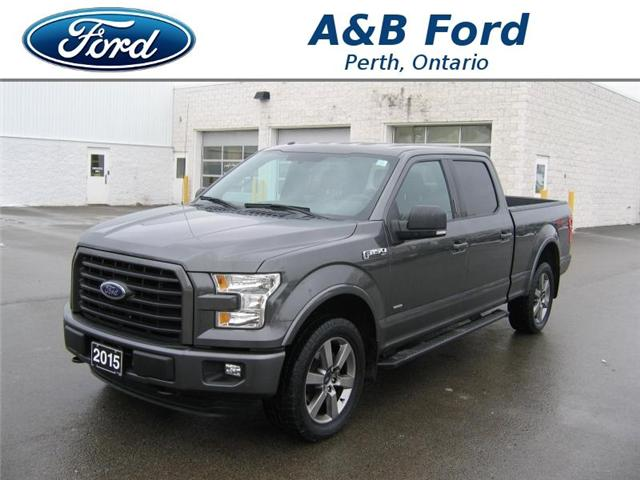 2015 Ford F-150  (Stk: 1857A) in Perth - Image 1 of 11