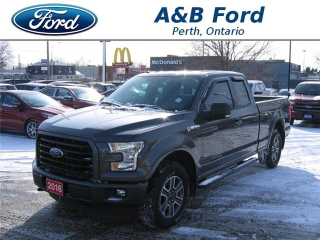 2016 Ford F-150  (Stk: 17632A) in Perth - Image 1 of 11