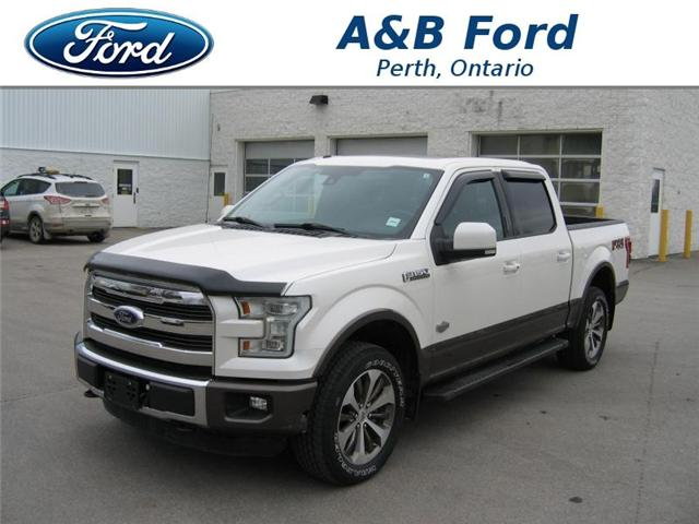 2016 Ford F-150  (Stk: 18158A) in Perth - Image 1 of 12