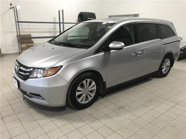 2014 Honda Odyssey EX-L (Stk: 18244A) in Steinbach - Image 1 of 10