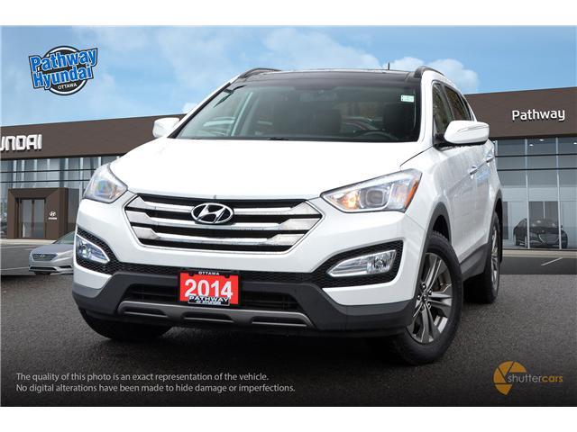 Used 2014 Hyundai Santa Fe Sport 2.4 Luxury  - Ottawa - Pathway Hyundai