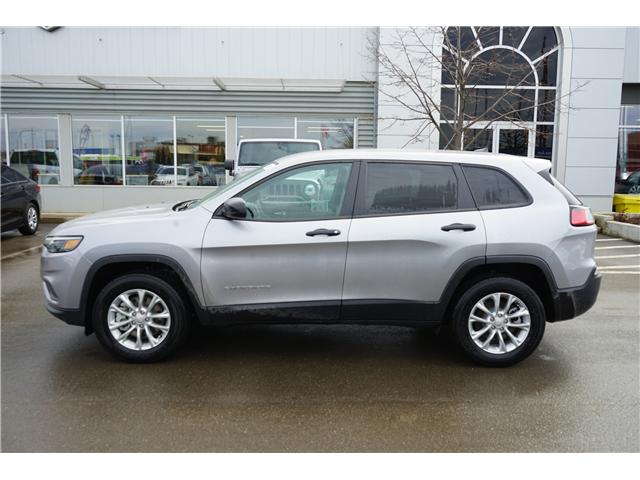 2019 Jeep Cherokee Sport (Stk: 191013) in Thunder Bay - Image 2 of 4
