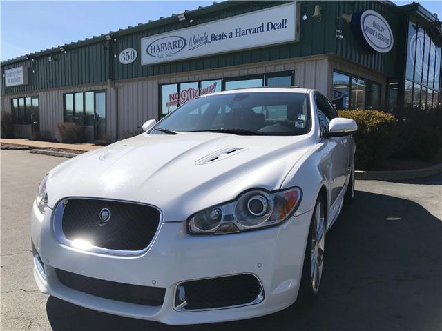 2011 Jaguar XF XFR (Stk: 8600) in Lower Sackville - Image 1 of 25