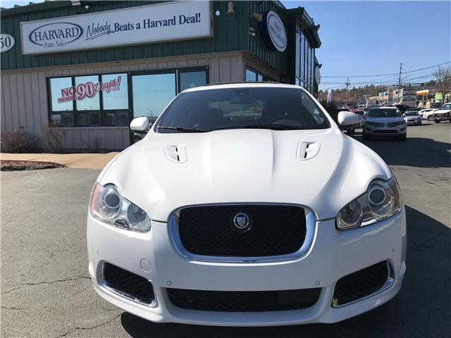 2011 Jaguar XF XFR (Stk: 8600) in Lower Sackville - Image 8 of 25