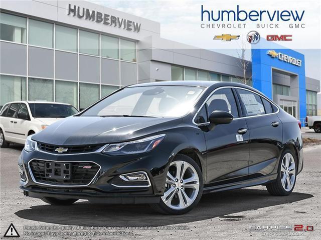 2018 Chevrolet Cruze Premier Auto (Stk: 18CZ010) in Toronto - Image 1 of 27