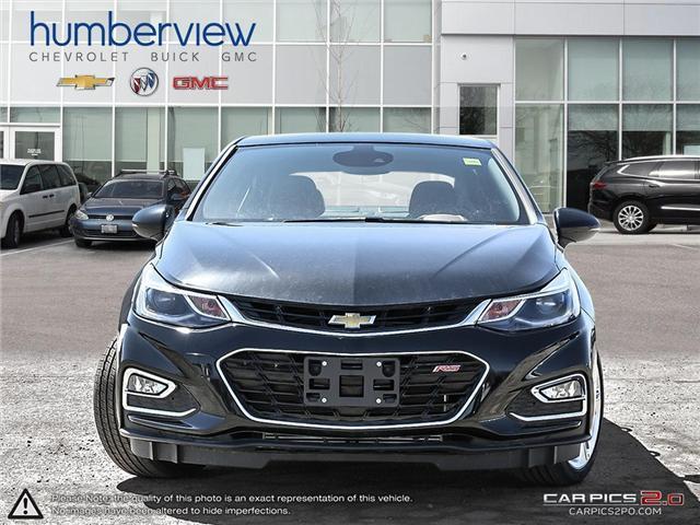 2018 Chevrolet Cruze Premier Auto (Stk: 18CZ010) in Toronto - Image 2 of 27