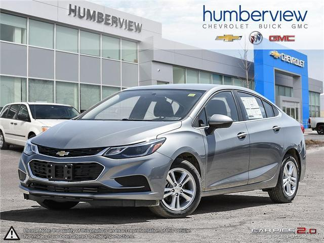 2018 Chevrolet Cruze LT Manual (Stk: 18CZ110) in Toronto - Image 1 of 27