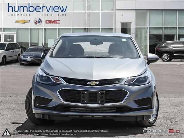 2018 Chevrolet Cruze LT Manual (Stk: 18CZ110) in Toronto - Image 2 of 27