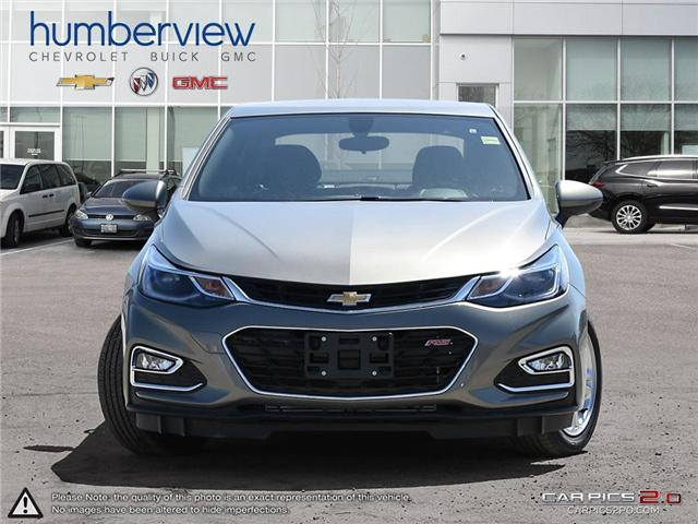 2018 Chevrolet Cruze LT Auto (Stk: 18CZ037) in Toronto - Image 2 of 27