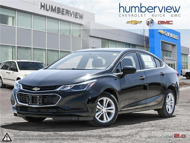 2018 Chevrolet Cruze LT Manual (Stk: 18CZ088) in Toronto - Image 1 of 27