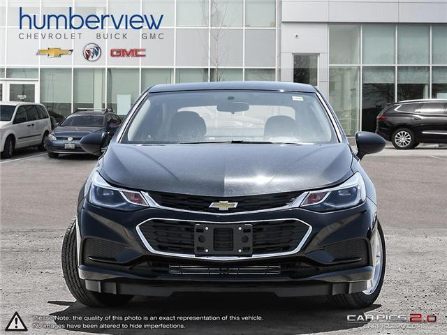 2018 Chevrolet Cruze LT Manual (Stk: 18CZ113) in Toronto - Image 2 of 27