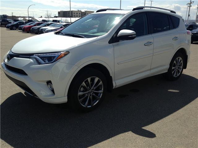 2017 Toyota RAV4 Limited (Stk: 2800882A) in Calgary - Image 3 of 20