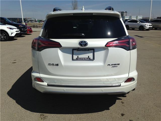 2017 Toyota RAV4 Limited (Stk: 2800882A) in Calgary - Image 6 of 20
