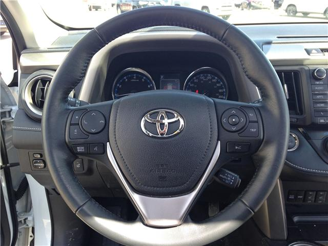 2017 Toyota RAV4 Limited (Stk: 2800882A) in Calgary - Image 10 of 20