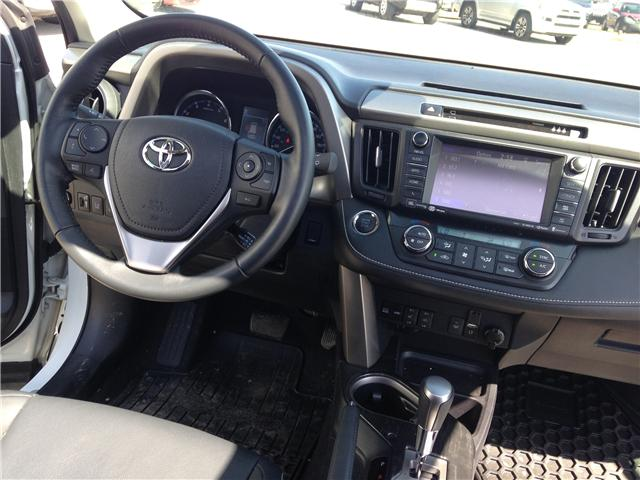 2017 Toyota RAV4 Limited (Stk: 2800882A) in Calgary - Image 11 of 20