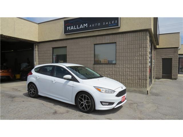 2015 Ford Focus SE (Stk: ) in Kingston - Image 1 of 16