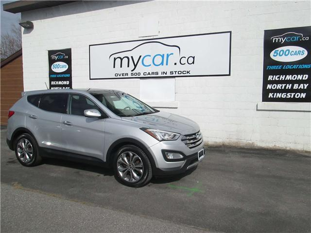 2013 Hyundai Santa Fe Sport 2.0T SE (Stk: 180428) in North Bay - Image 2 of 14