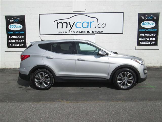 2013 Hyundai Santa Fe Sport 2.0T SE (Stk: 180428) in North Bay - Image 1 of 14