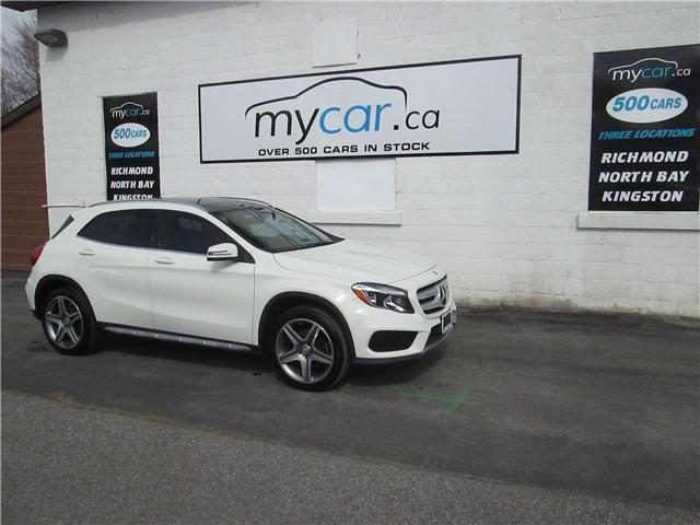 2015 Mercedes-Benz GLA-Class Base (Stk: 180449) in Richmond - Image 2 of 14