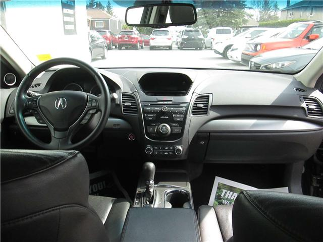2015 Acura RDX Base (Stk: 180011) in Kingston - Image 13 of 14