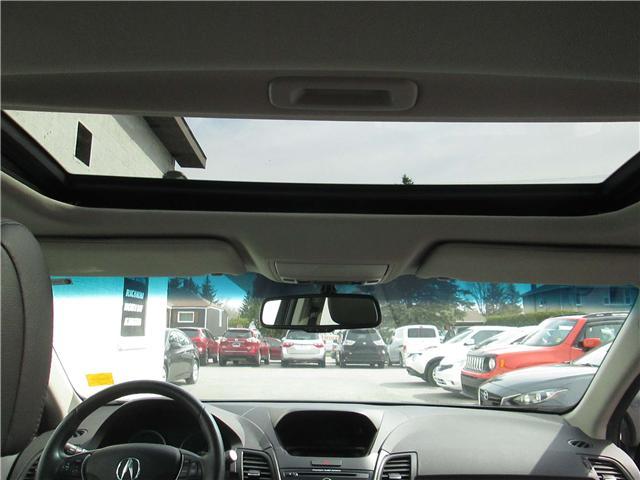 2015 Acura RDX Base (Stk: 180011) in Kingston - Image 14 of 14
