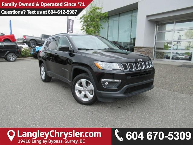 2018 Jeep Compass Sport (Stk: EE890980) in Surrey - Image 1 of 25