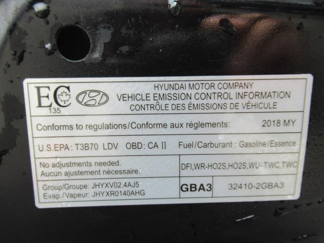 2018 Hyundai Sonata GL (Stk: EE890970) in Surrey - Image 25 of 27
