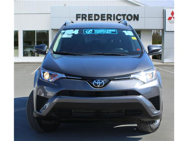 2018 Toyota RAV4 LE (Stk: 180303A) in Fredericton - Image 2 of 25