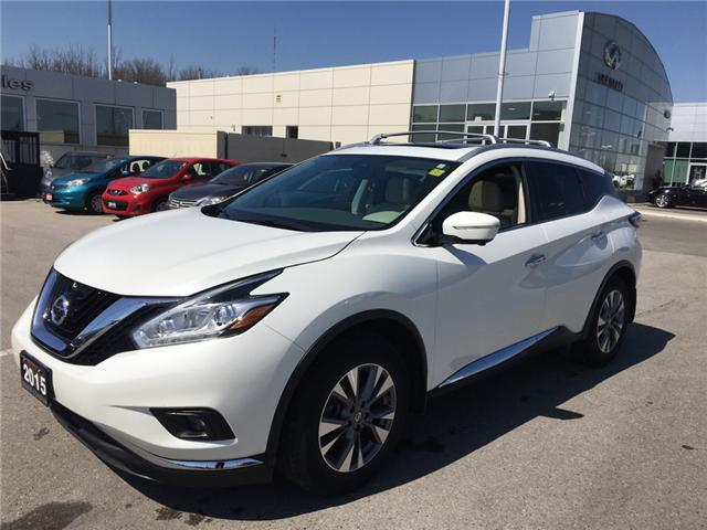 2015 Nissan Murano SL (Stk: L171701) in London - Image 1 of 20