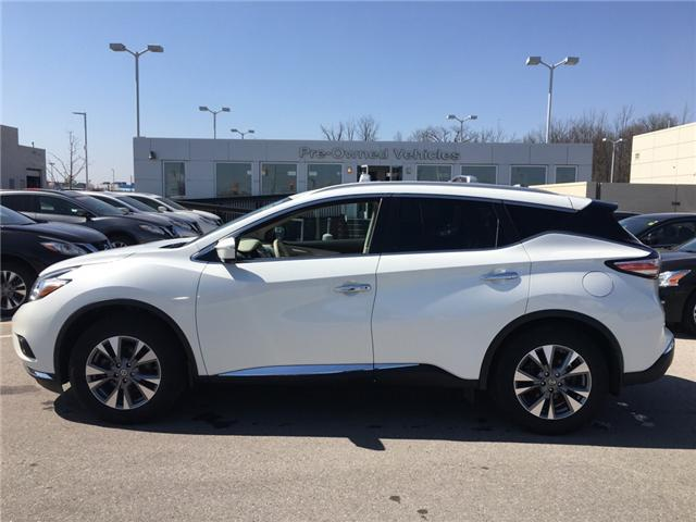 2015 Nissan Murano SL (Stk: L171701) in London - Image 2 of 20