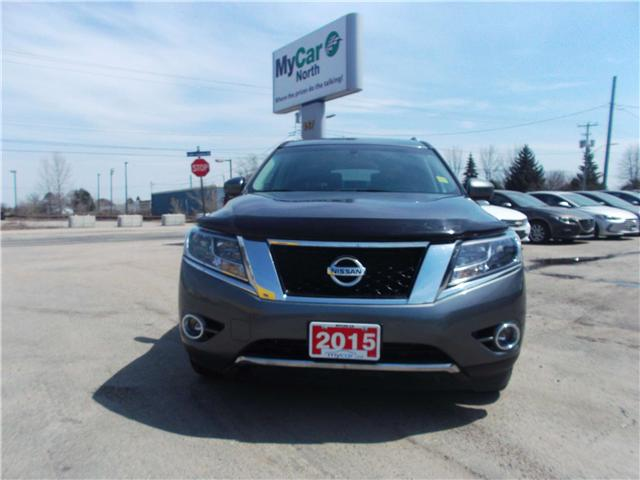 2015 Nissan Pathfinder SL (Stk: 171543) in North Bay - Image 2 of 15